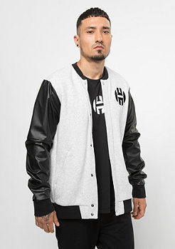 Harden Varsity light grey heather