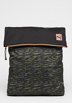 Prime Street Backpack Puma black/avocado velvet