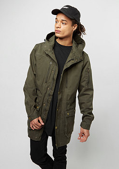 Cotton Parka olive