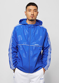 adidas AOP Windbreaker blue