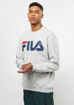 Fila Urban Line Sweat Classic Logo light grey/melange