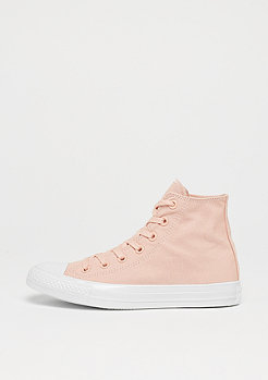 Chuck Taylor All Star Platinum Midsole Hi dusk pink