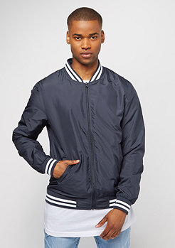 Urban Classics Light College Blouson navy/white
