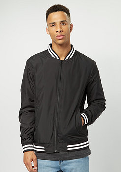 Light College Blouson black/white