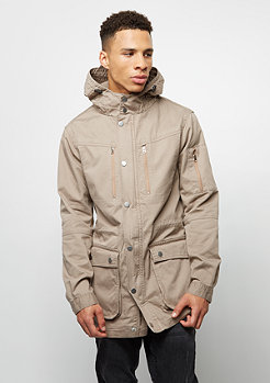 Cotton Parka khaki