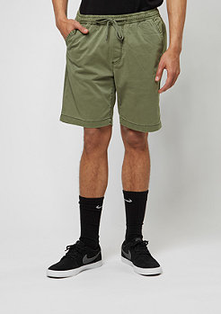 Chino-Short Stretch Twill olive