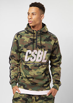 Cayler & Sons BL Half Zip Hoody First Devision mc