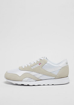 Reebok Classic Leather Nylon white