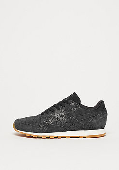 Reebok CL LTHR CLEAN EXOTIC black