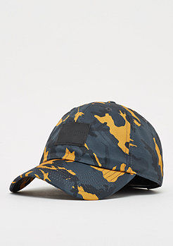 Criminal Damage Cap Dazzle yellow/camo