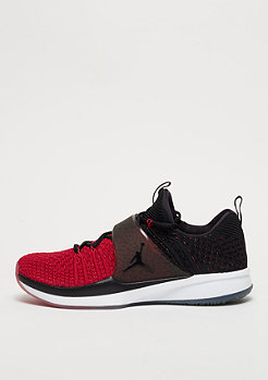 JORDAN Trainer 2 Flyknit gym red/black-black