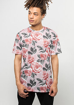 CD Tee Bloom pink