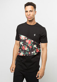 CD Tee Kew black/multi