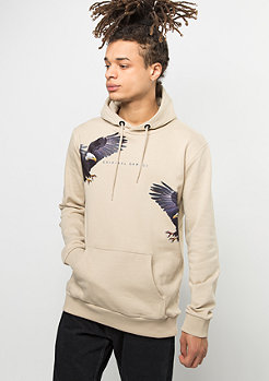 Hooded-Sweatshirt Bald nude/multi