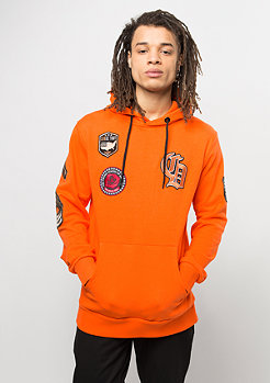 Hooded-Sweatshirt Shield orange/multi