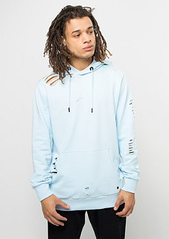 Hooded-Sweatshirt Shoreditch light blue