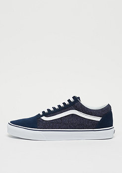 UA Old Skool Suede & Suiting dress blue