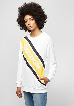 GR Crewneck white/yellow
