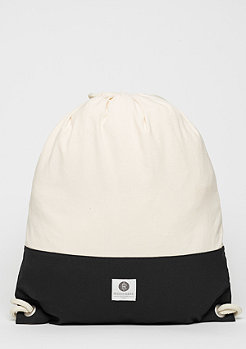 Turnbeutel Peter off white/black