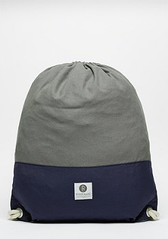 Turnebeutel Peter charcoal/navy
