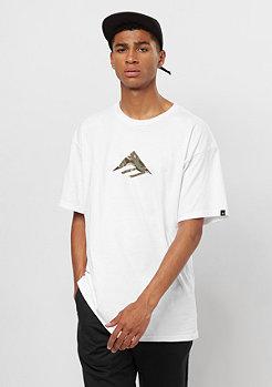 éS Triangle white/camo