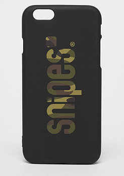 Basic Case iPhone 6s black/camo