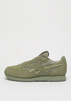 Reebok Classic Leather Urban Descent khaki/hunter green