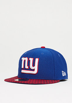 New Era 59Fifty Sideline NFL New York Giants official