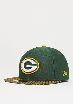 New Era 59Fifty Sideline NFL Green Bay Packers official