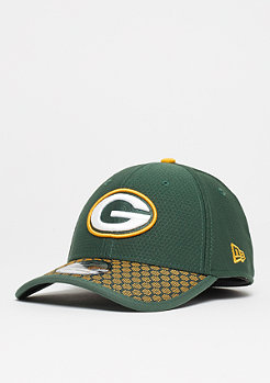 New Era 39Thirty Sideline NFL Green Bay Packers official