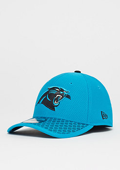 New Era 39Thirty Sideline NFL Carolina Panthers official