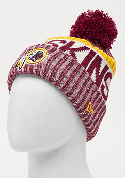 New Era Sideline Bobble Knit NFL Washington Redskins official