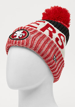 New Era Sideline Bobble Knit NFL San Francisco 49ers official