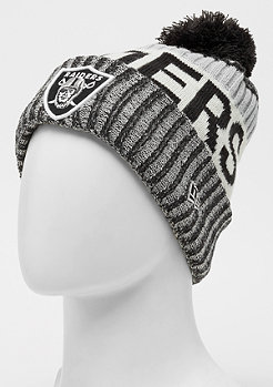 New Era Sideline Bobble Knit NFL Oakland Raiders official