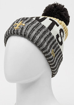 New Era Sideline Bobble Knit NFL New Orleans Saints official