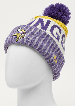 New Era Sideline Bobble Knit NFL Minnesota Vikings official