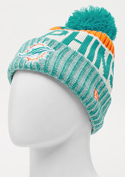 New Era Sideline Bobble Knit NFL Miami Dolphins official