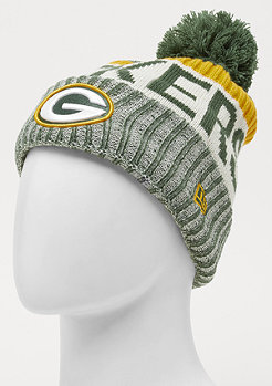 New Era Sideline Bobble Knit NFL Green Bay Packers official