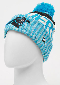 New Era Sideline Bobble Knit NFL Carolina Panthers official