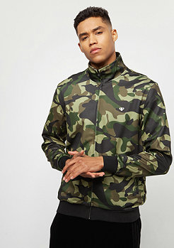 Pelle Pelle Icon Plate Trackjacket woodland