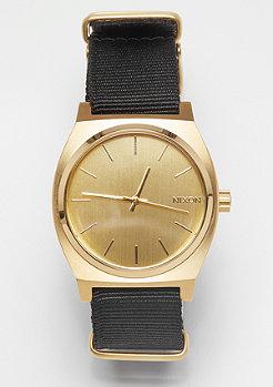 Nixon Time Teller gold/black