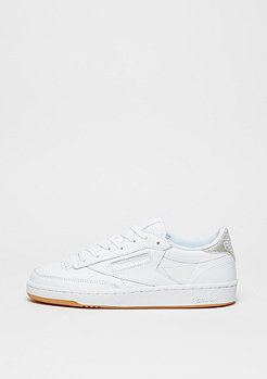 Club C 85 Diamond white/gum