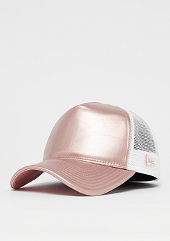 New Era Metallic Trucker pink/gold
