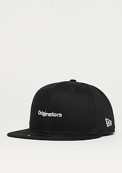 New Era NE True Originators 5950 black/optic white