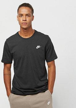T-Shirt Sportswear black/black/white