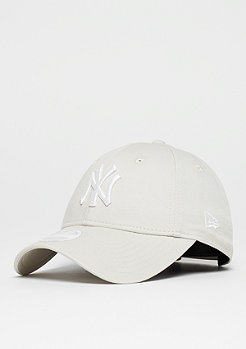 New Era Womens 9Forty MLB New York Yankees stone