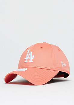 New Era Womens 9Forty MLB Los Angeles Dodgers blush