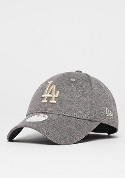 New Era Womens 9Forty MLB Los Angeles Dodgers graphite/khaki