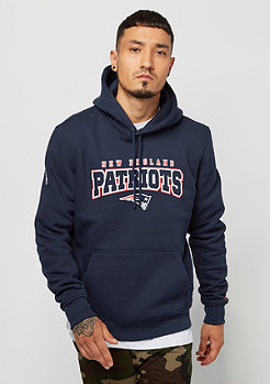 New Era Hoody NFL New England Patroits Ultra Fan Po oceanside blue