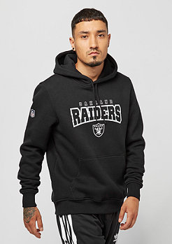 Hoody NFL Oakland Raiders Ultra Fan Po black